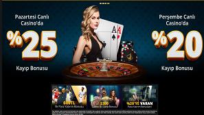 Hiperbet Casino bonus