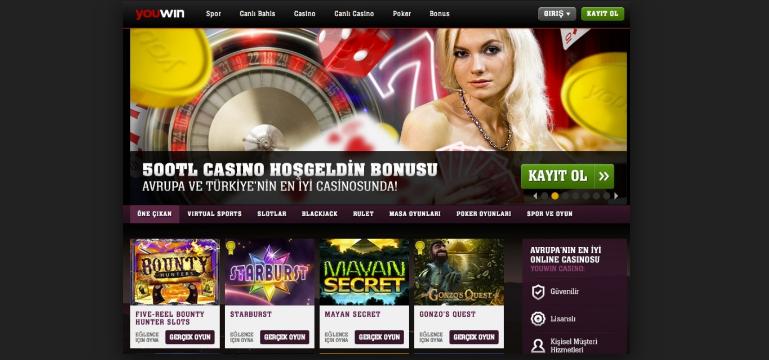 Youwin Casino