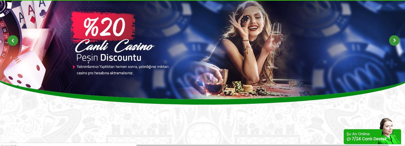 Betgram Park Casino